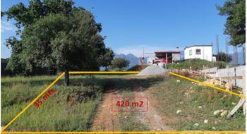 NEX-30497 - Terreno en Venta en Los Encinos, CP 67350, Nuevo León, con 420 m2 de construcción.