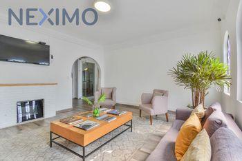 NEX-10104 - Cuarto en Renta en San Miguel Chapultepec I Sección, CP 11850, Ciudad de México, con 1 recamara, con 1 baño, con 60 m2 de construcción.