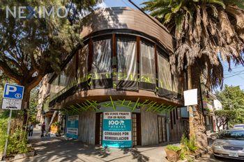 NEX-2113 - Local en Renta, con 3 medio baños, con 530 m2 de construcción en Hipódromo, CP 06100, Ciudad de México.