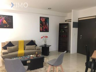 NEX-29255 - Departamento en Renta, con 2 recamaras, con 2 baños, con 90 m2 de construcción en Ampliación Granada, CP 11529, Ciudad de México.