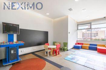 NEX-31523 - Departamento en Venta, con 1 recamara, con 2 baños, con 94 m2 de construcción en Tabacalera, CP 06030, Ciudad de México.