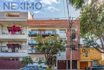 NEX-35693 - Departamento en Venta en Del Valle Norte, CP 03103, Ciudad de México, con 2 recamaras, con 2 baños, con 109 m2 de construcción.
