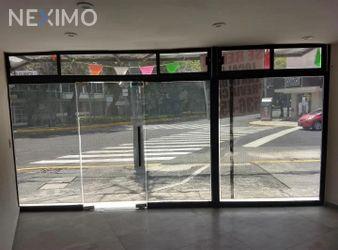 NEX-47291 - Local en Renta, con 1 medio baño, con 20 m2 de construcción en Del Valle Norte, CP 03103, Ciudad de México.