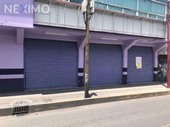 NEX-47299 - Local en Renta, con 2 medio baños, con 121 m2 de construcción en Ciudad Azteca Sección Poniente, CP 55120, México.