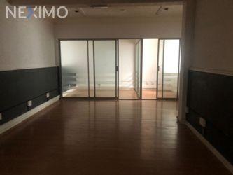 NEX-49058 - Oficina en Renta, con 8 recamaras, con 3 baños, con 1 medio baño, con 306 m2 de construcción en Verónica Anzures, CP 11300, Ciudad de México.