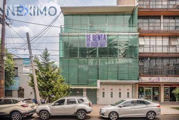 NEX-8243 - Edificio en Renta, con 8 recamaras, con 6 medio baños, con 720 m2 de construcción en Letrán Valle, CP 03650, Ciudad de México.