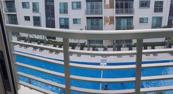 NEX-14079 - Departamento en Renta en Cancún Centro, CP 77500, Quintana Roo, con 3 recamaras, con 2 baños, con 110 m2 de construcción.