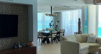 NEX-5055 - Departamento en Venta en Zona Hotelera, CP 77500, Quintana Roo, con 2 recamaras, con 2 baños, con 250 m2 de construcción.