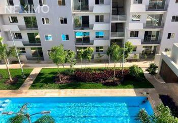 NEX-24157 - Departamento en Renta, con 3 recamaras, con 2 baños, con 1 medio baño, con 60 m2 de construcción en Jardines del Sur, CP 77536, Quintana Roo.