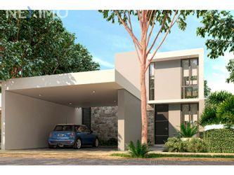 NEX-29725 - Casa en Venta, con 3 recamaras, con 2 baños, con 1 medio baño, con 202 m2 de construcción en Dzityá, CP 97302, Yucatán.