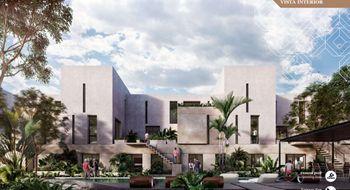 NEX-29750 - Departamento en Venta en Temozón Norte, CP 97302, Yucatán, con 1 recamara, con 1 baño, con 1 medio baño, con 128 m2 de construcción.