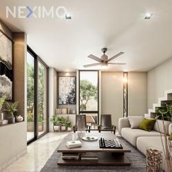 NEX-29751 - Departamento en Venta, con 2 recamaras, con 2 baños, con 1 medio baño, con 114 m2 de construcción en Temozón Norte, CP 97302, Yucatán.