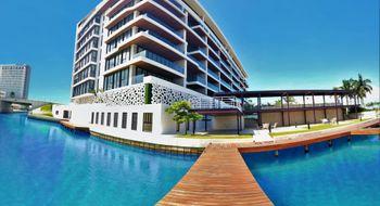 NEX-34118 - Departamento en Venta en Zona Hotelera, CP 77500, Quintana Roo, con 2 recamaras, con 2 baños, con 1 medio baño, con 222 m2 de construcción.