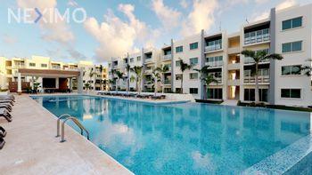 NEX-36338 - Departamento en Renta, con 2 recamaras, con 2 baños, con 82 m2 de construcción en Supermanzana 312, CP 77533, Quintana Roo.