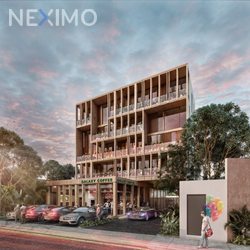 NEX-44462 - Departamento en Venta, con 2 recamaras, con 2 baños, con 1 medio baño, con 104 m2 de construcción en Montes de Ame, CP 97115, Yucatán.