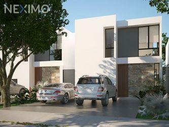NEX-45446 - Casa en Venta, con 3 recamaras, con 3 baños, con 1 medio baño, con 3000 m2 de construcción en Cholul, CP 97305, Yucatán.