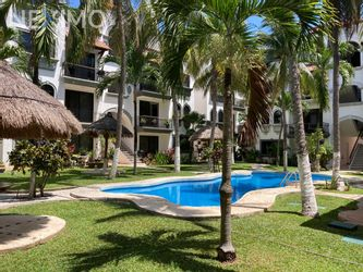 NEX-47883 - Departamento en Renta, con 1 recamara, con 1 baño, con 1 medio baño, con 98 m2 de construcción en Supermanzana 17, CP 77505, Quintana Roo.