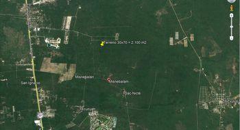 NEX-5421 - Terreno en Venta en Misné II, CP 97176, Yucatán.
