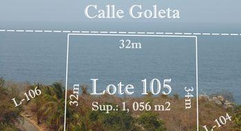 NEX-5869 - Terreno en Venta en Brisas del Marqués, CP 39887, Guerrero, con 1056 m2 de construcción.