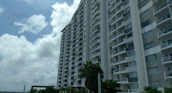 NEX-9509 - Departamento en Renta en Cancún Centro, CP 77500, Quintana Roo, con 2 recamaras, con 2 baños, con 1 medio baño, con 85 m2 de construcción.