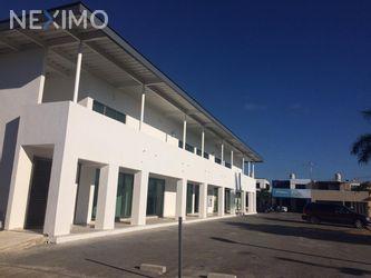 NEX-12652 - Local en Renta, con 1 recamara, con 2 medio baños, con 72 m2 de construcción en Altabrisa, CP 97130, Yucatán.