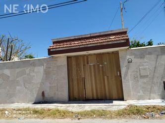 NEX-28756 - Casa en Venta, con 2 recamaras, con 1 baño, con 220 m2 de construcción en Terranova, CP 97203, Yucatán.