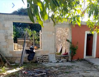 NEX-40195 - Terreno en Venta, con 1 recamara, con 7 m2 de construcción en Santa Gertrudis Copo, CP 97305, Yucatán.