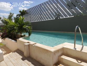 NEX-48000 - Departamento en Renta, con 2 recamaras, con 2 baños, con 1 medio baño, con 112 m2 de construcción en Montebello II, CP 97113, Yucatán.