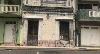 NEX-30094 - Casa en Venta en Veracruz Centro, CP 91700, Veracruz de Ignacio de la Llave, con 5 recamaras, con 2 baños, con 194 m2 de construcción.