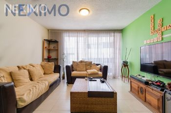 NEX-47647 - Departamento en Venta, con 3 recamaras, con 2 baños, con 118 m2 de construcción en Del Valle Sur, CP 03104, Ciudad de México.