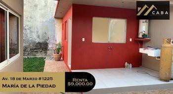 NEX-20254 - Casa en Renta en Maria de La Piedad, CP 96410, Veracruz de Ignacio de la Llave, con 3 recamaras, con 2 baños, con 160 m2 de construcción.