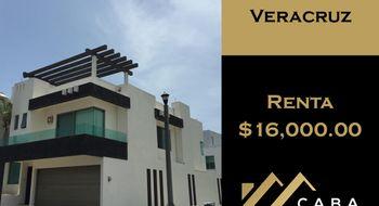 NEX-24281 - Casa en Renta en Las Lomas Residencial, CP 95264, Veracruz de Ignacio de la Llave, con 3 recamaras, con 2 baños, con 1 medio baño, con 100 m2 de construcción.