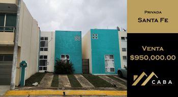 NEX-25788 - Casa en Venta en Villas de San Martín, CP 96535, Veracruz de Ignacio de la Llave, con 3 recamaras, con 2 baños, con 1 medio baño, con 80 m2 de construcción.