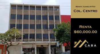 NEX-25824 - Edificio en Renta en Coatzacoalcos Centro, CP 96400, Veracruz de Ignacio de la Llave, con 720 m2 de construcción.