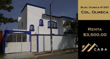 NEX-25835 - Casa en Renta en Ciudad Olmeca, CP 96535, Veracruz de Ignacio de la Llave, con 2 recamaras, con 2 baños, con 1 medio baño, con 80 m2 de construcción.