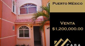 NEX-26639 - Casa en Venta en Puerto México, CP 96510, Veracruz de Ignacio de la Llave, con 2 recamaras, con 2 baños, con 96 m2 de construcción.