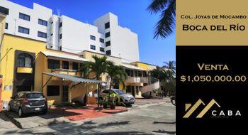NEX-27858 - Departamento en Venta en Joyas de Mocambo (Granjas los Pinos), CP 94298, Veracruz de Ignacio de la Llave, con 2 recamaras, con 1 baño, con 74 m2 de construcción.