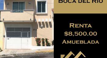 NEX-28100 - Casa en Renta en Luis Echeverria Álvarez, CP 94298, Veracruz de Ignacio de la Llave, con 2 recamaras, con 1 baño, con 1 medio baño, con 100 m2 de construcción.