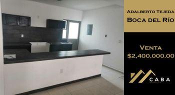 NEX-28211 - Casa en Venta en Adalberto Tejeda, CP 94298, Veracruz de Ignacio de la Llave, con 4 recamaras, con 4 baños, con 1 medio baño, con 218 m2 de construcción.