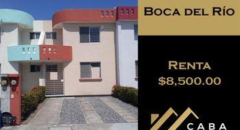 NEX-28455 - Casa en Renta en Cordilleras, CP 94293, Veracruz de Ignacio de la Llave, con 3 recamaras, con 1 baño, con 1 medio baño, con 90 m2 de construcción.
