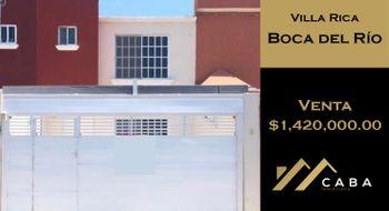NEX-28520 - Casa en Venta en Villa Rica, CP 94298, Veracruz de Ignacio de la Llave, con 3 recamaras, con 2 baños, con 1 medio baño, con 118 m2 de construcción.