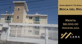 NEX-28620 - Departamento en Renta en Adalberto Tejeda, CP 94298, Veracruz de Ignacio de la Llave, con 2 recamaras, con 2 baños, con 100 m2 de construcción.
