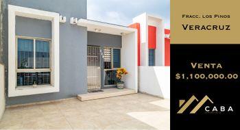 NEX-30282 - Casa en Venta en Los Pinos, CP 91870, Veracruz de Ignacio de la Llave, con 2 recamaras, con 2 baños, con 86 m2 de construcción.