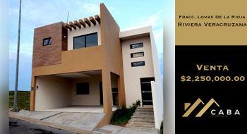 NEX-30395 - Casa en Venta en Lomas de la Rioja, CP 95266, Veracruz de Ignacio de la Llave, con 3 recamaras, con 4 baños, con 1 medio baño, con 201 m2 de construcción.