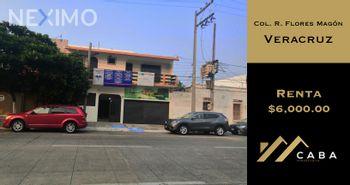 NEX-30409 - Local en Renta, con 1 recamara, con 1 baño, con 26 m2 de construcción en Ricardo Flores Magón, CP 91900, Veracruz de Ignacio de la Llave.