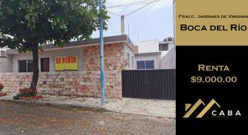 NEX-30612 - Casa en Renta en Jardines de Virginia, CP 94294, Veracruz de Ignacio de la Llave, con 3 recamaras, con 2 baños, con 120 m2 de construcción.