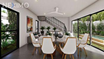 NEX-46793 - Casa en Venta, con 1 recamara, con 1 baño, con 1 medio baño, con 81 m2 de construcción en Misnébalam, CP 97308, Yucatán.