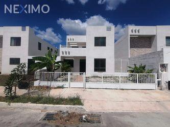 NEX-41676 - Casa en Venta en Las Américas, CP 97302, Yucatán, con 3 recamaras, con 2 baños, con 118 m2 de construcción.
