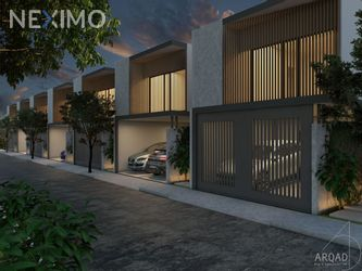 NEX-39265 - Casa en Venta, con 2 recamaras, con 3 baños, con 1 medio baño, con 209 m2 de construcción en Temozón Norte, CP 97302, Yucatán.