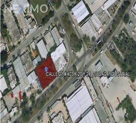 NEX-9991 - Terreno en Venta en Ciudad Industrial, CP 97288, Yucatán.